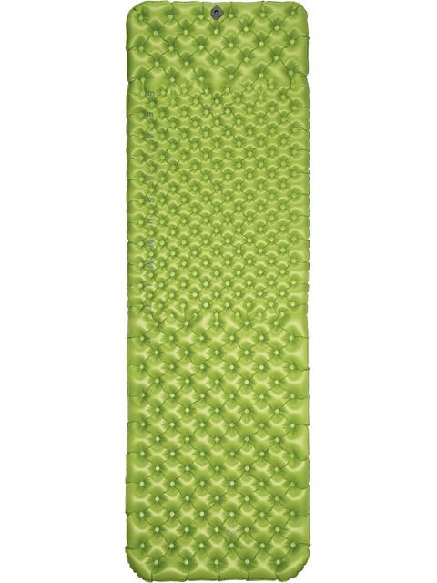 Sea to Summit Comfort Light Insulated Mat Large Rectangular Green